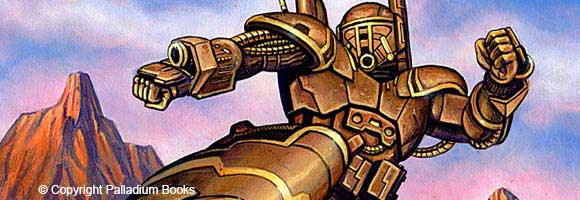Learn how YOU can link to Palladium Books!
