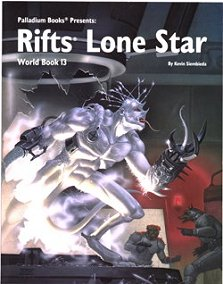 Rifts World Book 13 Lone Star