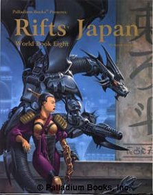 Rifts World Book 8 Japan